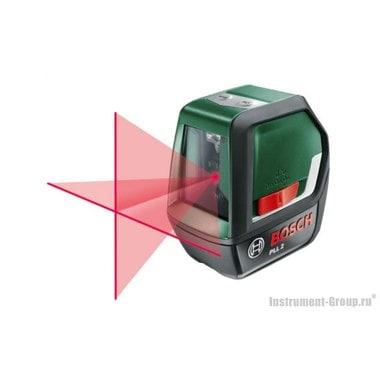 Построитель лазерных плоскостей Bosch PLL 2 EEU (0603663420)