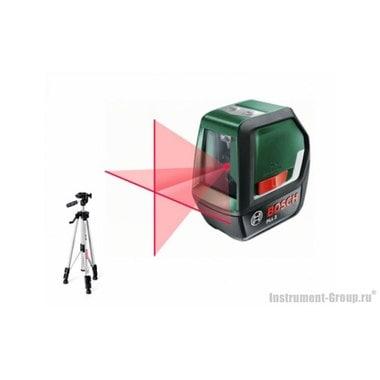 Построитель лазерных плоскостей Bosch PLL 2 Set (0603663401)
