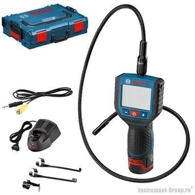 Инспекционная камера Bosch GOS 10,8 Li 9.5 mm + L-Boxx (0601241009)