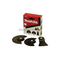 Набор насадок для работы с напольным покрытием Makita B-30601