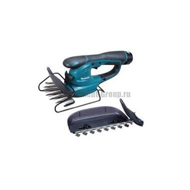 Аккумуляторные ножницы для травы + кусторез Makita UH200DWX