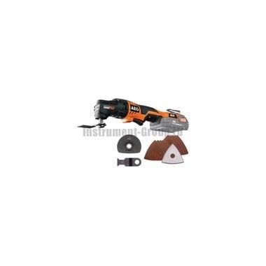 Аккумуляторный многофункциональный инструмент (мультитул) AEG 440645(OMNI 18C-0KIT1)