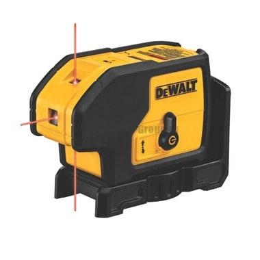 3-х лучевой точечный лазерный уровень DeWalt DW 083 K