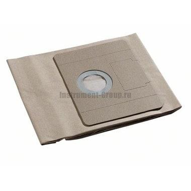Бумажный мешок для сухой пыли для GAS 35 Bosch 2.607.432.035