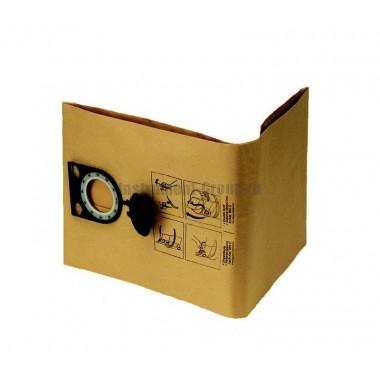 Мешки бумажные Интерскол FB 32/35 (5 шт.; для пылесоса ПУ-32/1200)