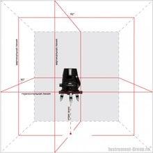Построитель лазерных плоскостей ADA 6D Maxliner