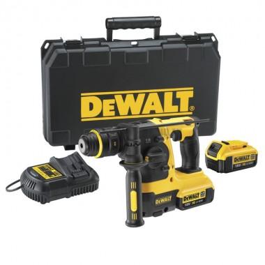 Аккумуляторный перфоратор DeWalt DCH 253 M2