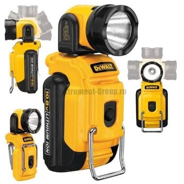 Аккумуляторный фонарь DeWalt DCL 510 N
