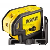 5-ти лучевой точечный лазерный уровень DeWalt DW 085 K