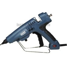 Термоклеевой пистолет Elmos EGG330