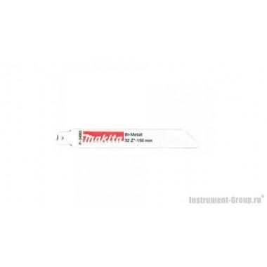 Пилки для ножовки 5шт. Makita P-04955 (для нерж. стали, стальных профилей)