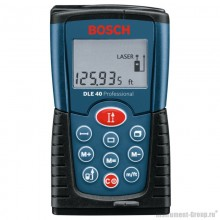 Лазерный дальномер Bosch DLE 40 (0.601.016.300)