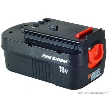 Аккумулятор Black & Decker A 18 E (18В; 1.2 Ач; NiCd) для серии EPC18