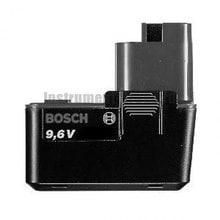 Аккумулятор BOSCH 2.607.335.037 (9.6В; 1.5Ач; NiCd)