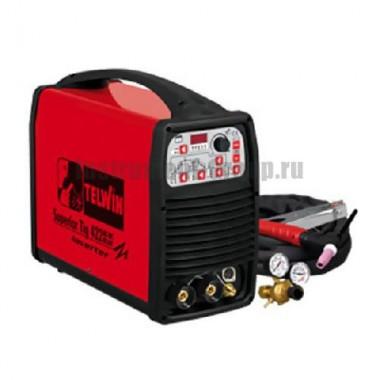 Сварочный инвертер TELWIN SUPERIOR TIG 422 AC/DC HF/LIFT
