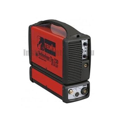 Сварочный инвертер TELWIN TECHNOLOGY TIG 230 DC HF/LIFT