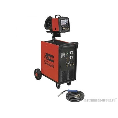 Сварочный аппарат (полуавтомат) TELWIN DIGITAL SUPERMIG 460 230-400RA