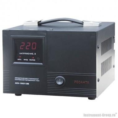 Стабилизатор напряжения Ресанта АСН-1000/1-ЭМ