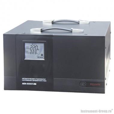 Однофазный стабилизатор напряжения Ресанта АСН-5000/1-ЭМ (электромеханический)