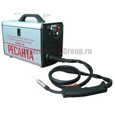 Полуавтоматический инверторный сварочный аппарат Ресанта САИПА-135