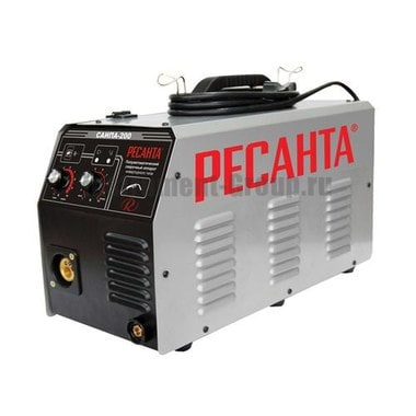 Полуавтоматический инверторный сварочный аппарат Ресанта САИПА-200