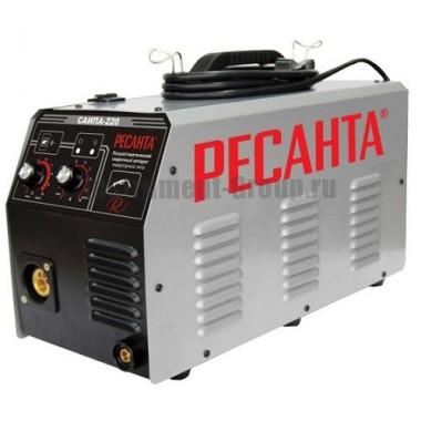 Полуавтоматический инверторный сварочный аппарат Ресанта САИПА-220