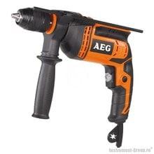 Дрель ударная AEG 381720(SBE 600 R kit)