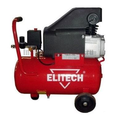 Масляный компрессор Elitech КПМ 360/25
