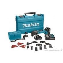 Аккумуляторный многофункциональный инструмент (мультитул) Makita DTM50RFEX3