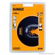 Диск пильный сегментный BIM DeWalt DT 20710 (100х23 мм; по дер. с гвоздями, пил. заподлицо)