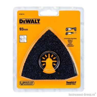 Пластина шлифовальная DeWalt DT 20719
