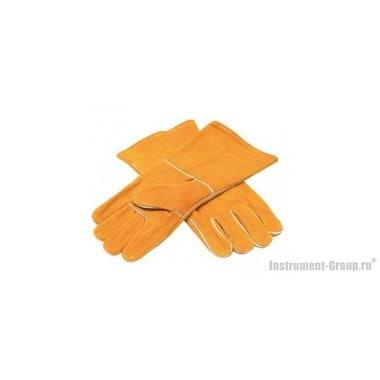 Перчатки сварочные Elitech 0606.015700