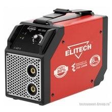 Сварочный инвертор Elitech ИС 250
