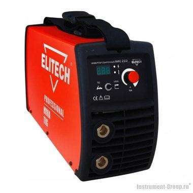 Сварочный инвертор Elitech АИС 210