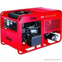 Дизельный генератор Fubag DS 15000 DA ES