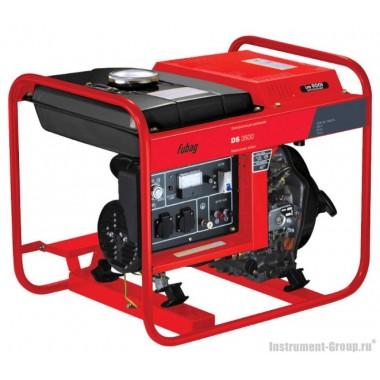 Дизельный генератор Fubag DS 3500