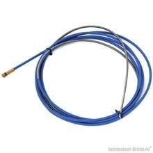 Канал направляющий (металл) 1 шт. для стальной проволоки 0.8-1.0 мм, 3 м Elitech 0606.005301