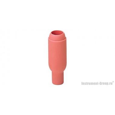 Наконечник керамический цилиндрический №6 для TIG, 10 шт TELWIN 802231