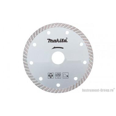 Диск алмазный сегментный  Economy Makita D-41757 (230х22,23 мм; сух. рез для бетона)