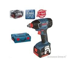 Аккумуляторный гайковерт Bosch GDX 14,4 V-LI (06019B8004) L-Boxx