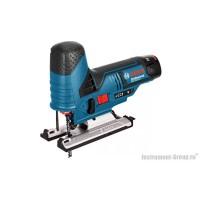 Аккумуляторный лобзик Bosch GST 10,8 V-Li (06015A1000) L-Boxx