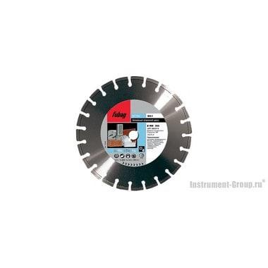 Алмазный диск BB-I (350x30/25.4 мм) Fubag 58227-6