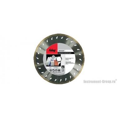 Алмазный диск MQ-I (400x30/25.4 мм) Fubag 58884-6