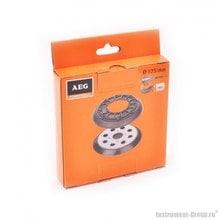 Шлифовальная подошва для EX 125 ES AEG 4932352870