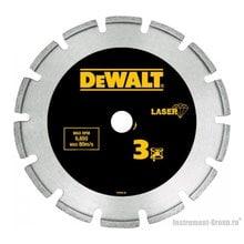 Диск алмазный сегментный DeWalt DT 3760 (115х22.2х2 мм; для сухого реза гранита, железобетона)
