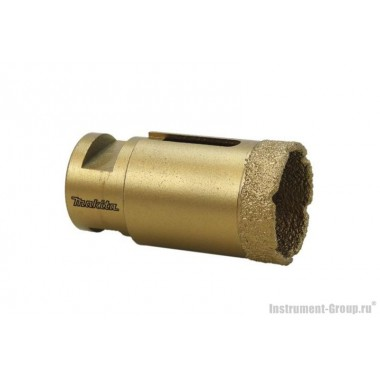 Алмазная коронка Makita D-44513 (35 мм; M14)