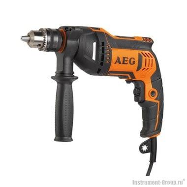 Дрель ударная AEG 442840(SBE 750 RZ)