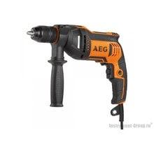 Дрель AEG 449160(BE 750 R)