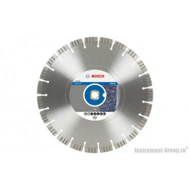 Алмазный диск Best for Stone (300x22,23 мм) Bosch 2608602646