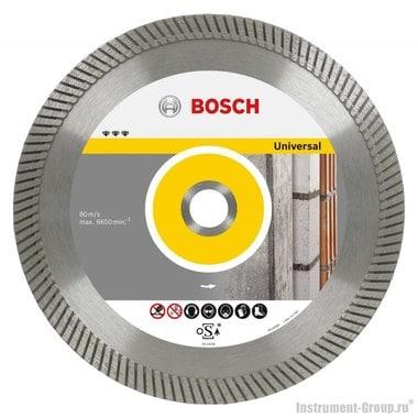 Алмазный диск Best for Universal Turbo (300x20/25,4 мм) Bosch 2608602677